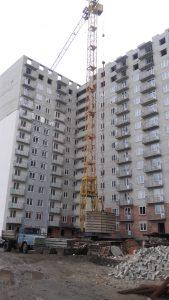 ул.Маркина, апрель 2016