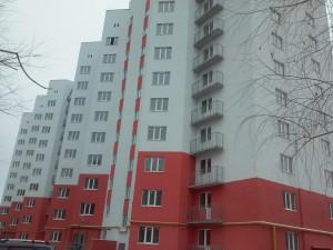 жилой дом по ул. Студенческая ,г. Энгельс