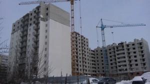 ул. Маркина январь 2016